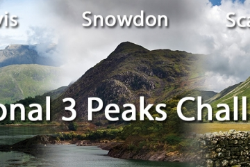 National 3 peak challenge